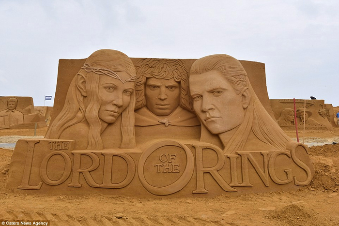 песочные скульптуры  2 (700x467, 302Kb)