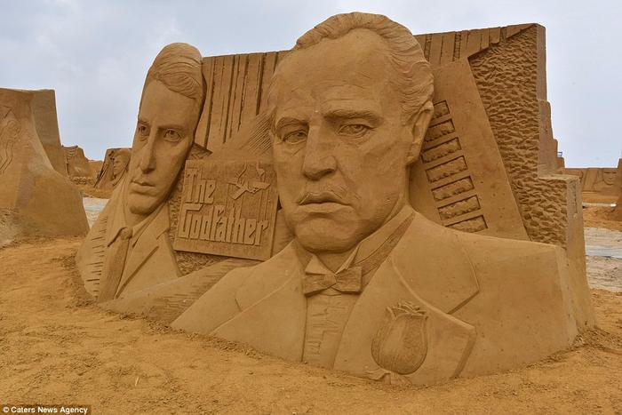 песочные скульптуры  4 (700x467, 318Kb)