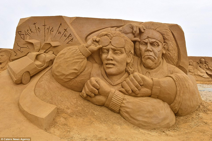 песочные скульптуры  6 (700x467, 313Kb)