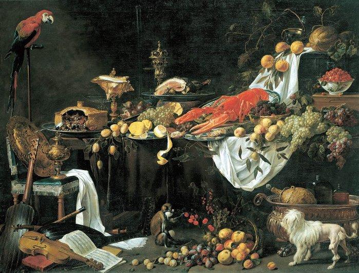 47_Netherlands_Food_1_Adriaen_van_Utrecht (700x533, 129Kb)