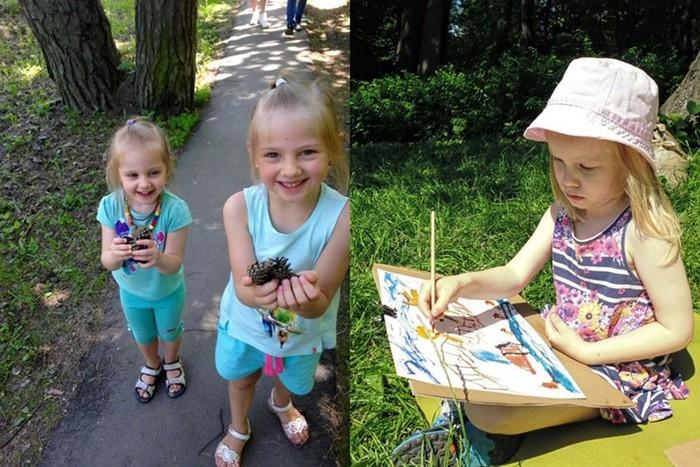 Игры на свежем воздухе: 10 идей для прогулок с ребёнком, которые запомнятся на всю жизнь