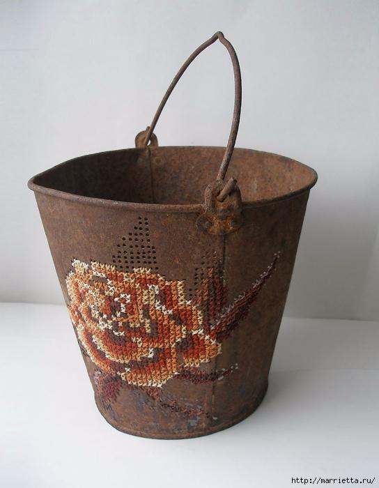 Креативные идеи в вышивке