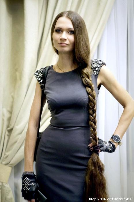 Возьмите на заметку! Главный секрет ухода за волосами от Дарьи Губановой