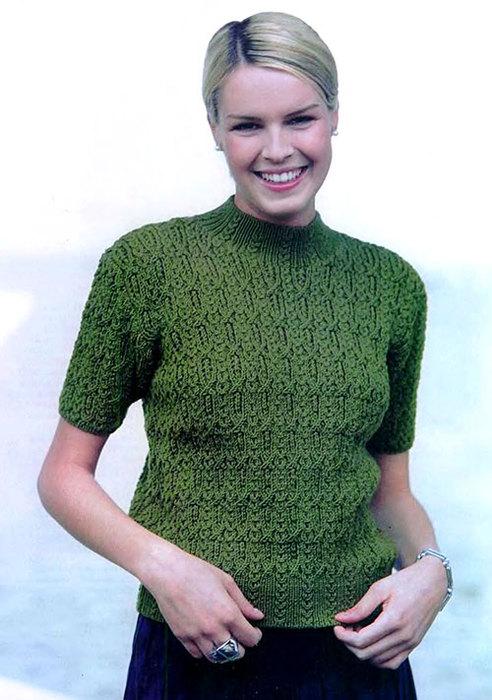 14-Пуловер-с-коротким-рукавом-МТ2 (492x700, 87Kb)