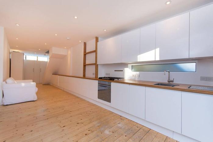 узкий дом в лондоне 4 (700x466, 199Kb)