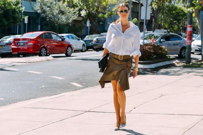 Европейки покупают одежду, которую советуют модные блогеры