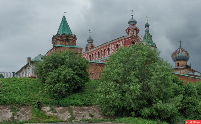 Никольский мужской монастырь (700x433, 337Kb)