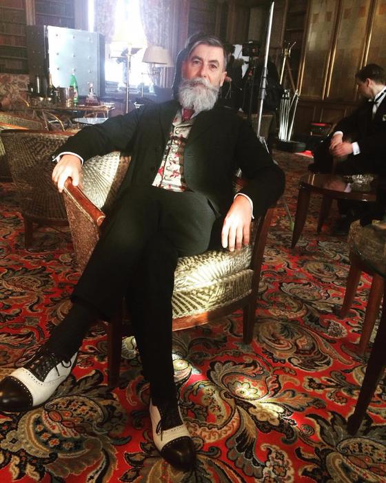 Филипп Дюма пенсионер манекенщик фото 7 (560x700, 474Kb)