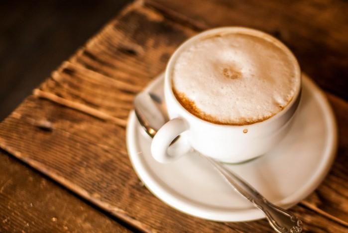 Классический кофе латте без кофемашины   делаем сами