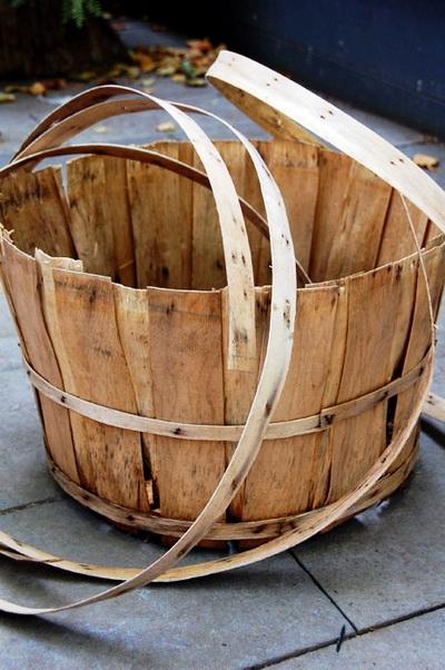 Изготовление деревянных ведер