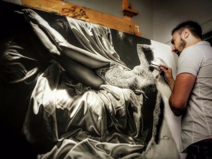 картины художника Эмануэле Дасканио 1 (700x524, 252Kb)
