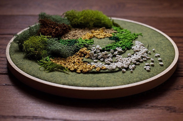 декоративный мох Эмма Мэттсон 1 (700x465, 342Kb)