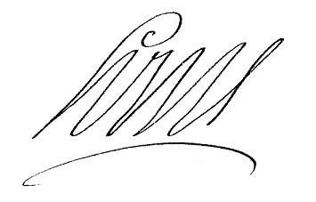 Louis-xiv-signature ������� 14� (355x227, 18Kb)