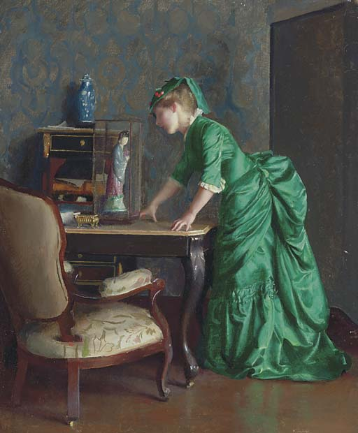 5187787_j_William_McGregor_Paxton__The_Green_Dress (512x620, 55Kb)