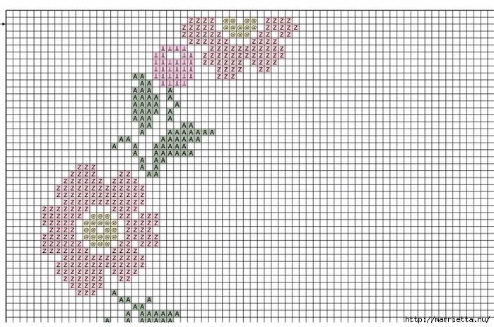 餐巾与花卉刺绣 - maomao - 我随心动