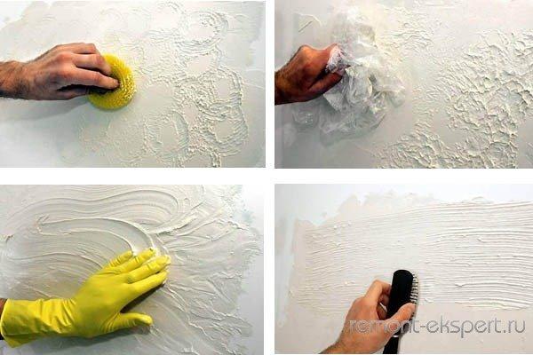 Водоотталкивающая поверхность своими руками