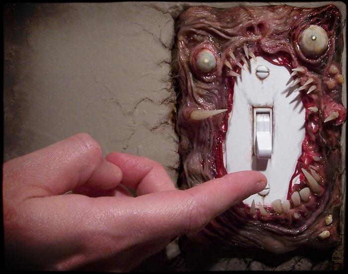 Кошмарный выключатель