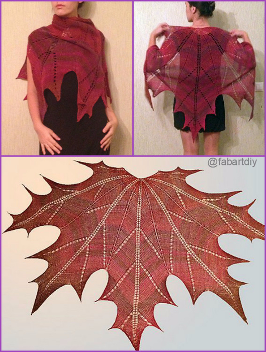 fabartdiy-Maple-Leaf-Shawl-Knit-Pattern-fashion-crochet-knit-shawl-free-pattern (529x700, 428Kb)