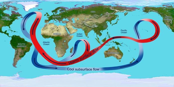 Что случится, если остынет течение Гольфстрим: возможные причины и последствия