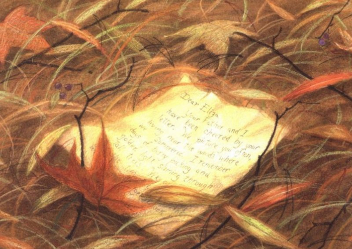 Jim La Marche письмо иЕ прошлого (770x546, 390Kb)