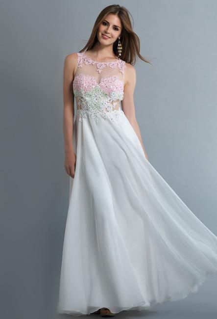 Свадебное вечернее платье Агния. Бренд Dave&Johnny