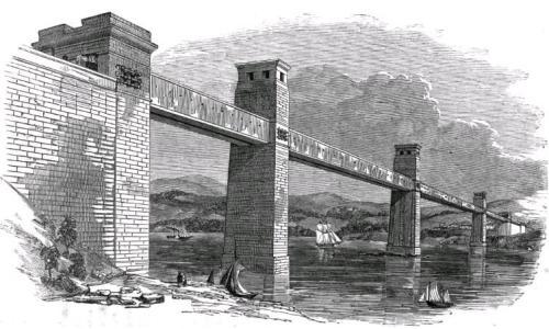 Britannia Bridge в XIX веке (500x300, 33Kb)