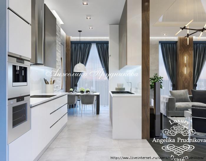 Дизайн интерьера квартиры в ЖК «Город столиц»/5994043_9kukhnya (700x546, 194Kb)