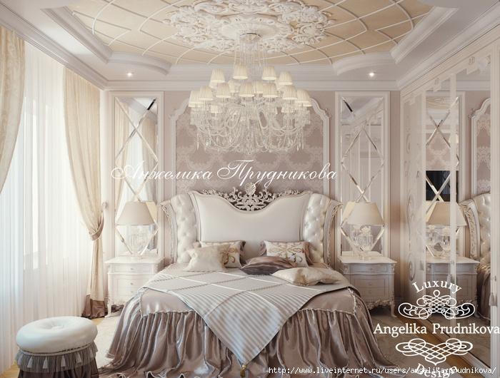 Дизайн интерьера квартиры в классическом стиле в ЖК «Отрада» /5994043_spalnya1 (700x530, 245Kb)