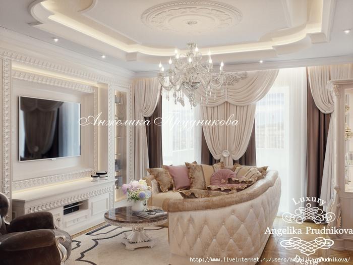 Дизайн интерьера квартиры в классическом стиле в ЖК «Отрада» /5994043_render_0000_0000 (700x525, 218Kb)