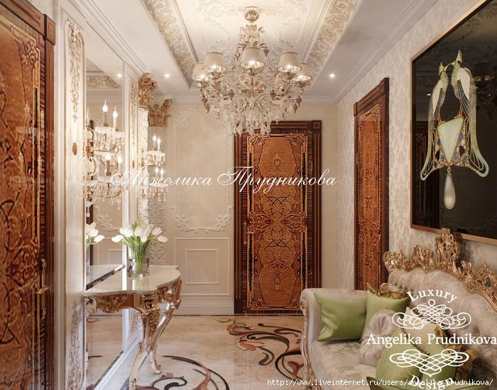Дизайн интерьера квартиры «Золотая классика» /5994043_14kholl (700x550, 313Kb)