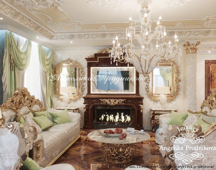 Дизайн интерьера квартиры «Золотая классика» /5994043_2gostinaya12 (700x550, 306Kb)