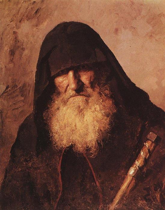 Палестинский монах (549x700, 445Kb)