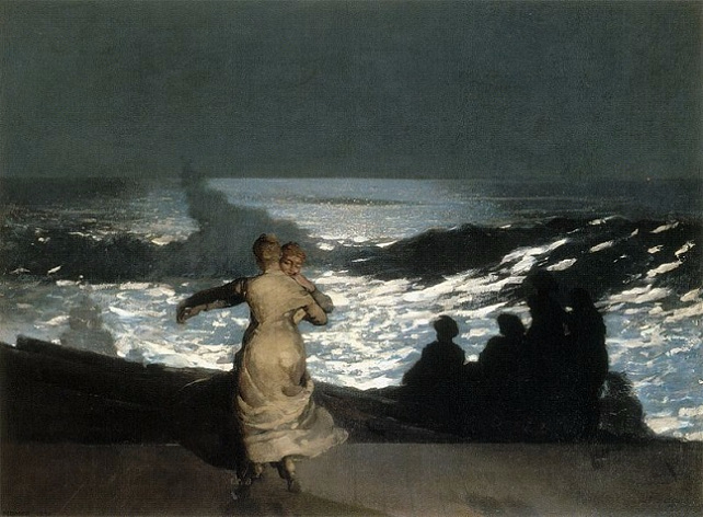 Summer Night, 1890 (642x472, 272Kb)