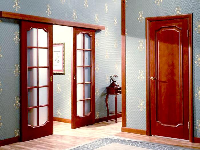 Межкомнатные двери – функциональное дополнение современного интерьера.