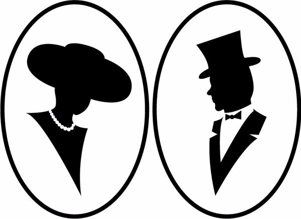 ladies-and-gentlemen-bust-silhouette-55200 (600x436, 96Kb)