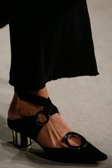 5 доводов в пользу остроносой обуви