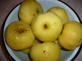 Несколько рецептов мочения яблок