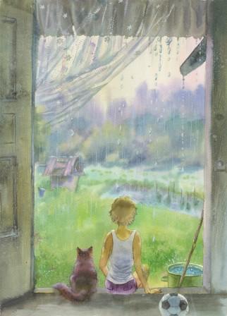 Барай Надежда дождь (503x700, 107Kb)