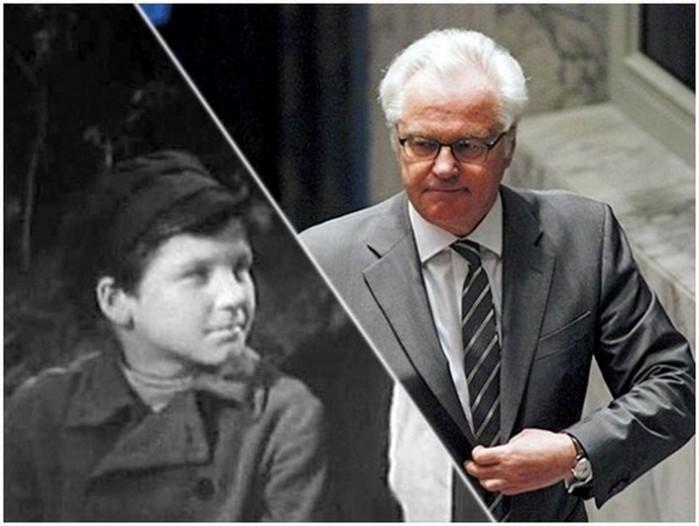 Российские политики, которые в детстве снимались в кино
