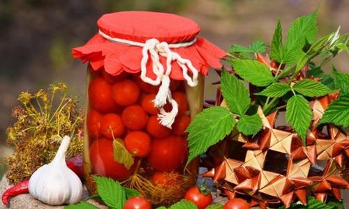 Вкусные маринованные помидорки «на один укус»1 (500x300, 192Kb)