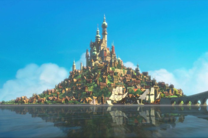 13 реальных мест, которые вдохновили любимые фильмы Диснея