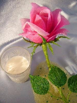 Розы из бисера (5) (300x400, 135Kb)