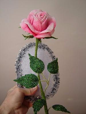 Розы из бисера (9) (300x400, 97Kb)