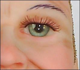 Делаем глаза из пластики (15) (266x232, 41Kb)