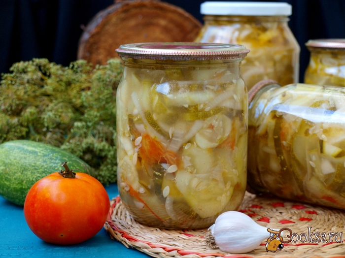 recipes9429 салат из огурцов с кориандром (700x524, 407Kb)