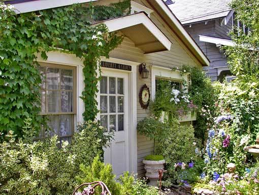 Сказочные идеи для дачи и сада