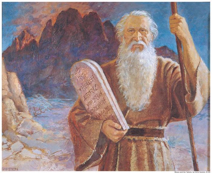 моисей (700x568, 500Kb)