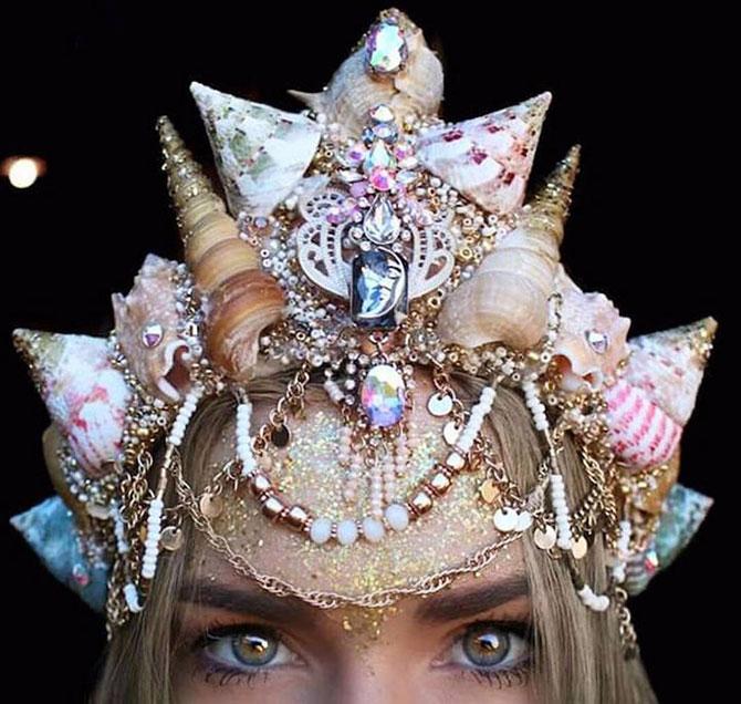 короны из морских ракушек Chelsea Shiels 8 (670x636, 338Kb)