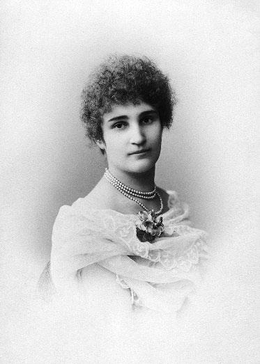 Мария Лохвицкая. 1890-е годы. (373x523, 98Kb)