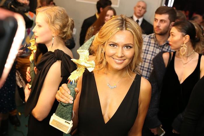 На «Мосфильме» вручили премии «Золотой орел 2016» (Фотографии)